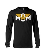 Wonder Woman Mom Long Sleeve Tee thumbnail