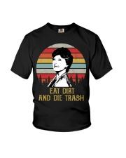 Eat Dirt And Die Trash Youth T-Shirt thumbnail