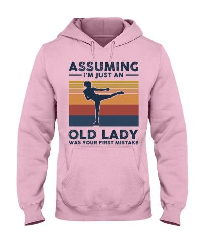 Assuming I'm Just An Old Lady - Krav Maga