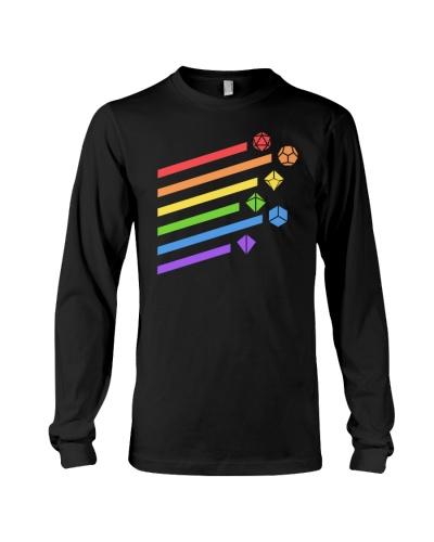 DnD rainbow dice