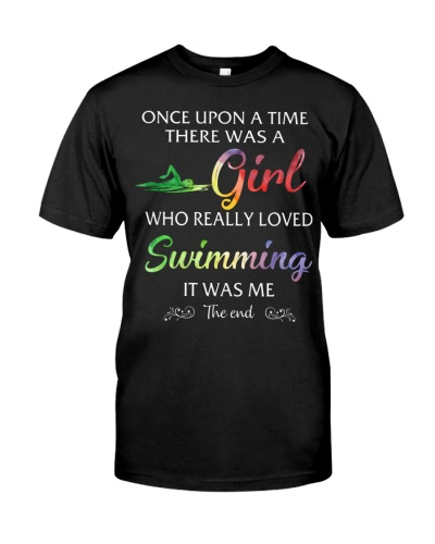 Once Upon A Time - Swimming
