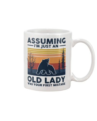 Assuming I'm Just An Old Lady - Bear