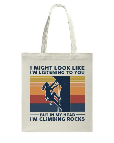I Might Look Like I'm Listening To You - Climbing