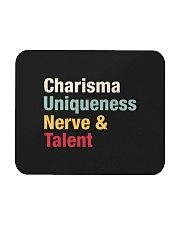 Charisma Uniqueness Nerve Talent Mousepad thumbnail