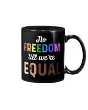 No Freedom 'Till We Equal Mug thumbnail