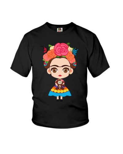 Frida Kahlo Cartoon