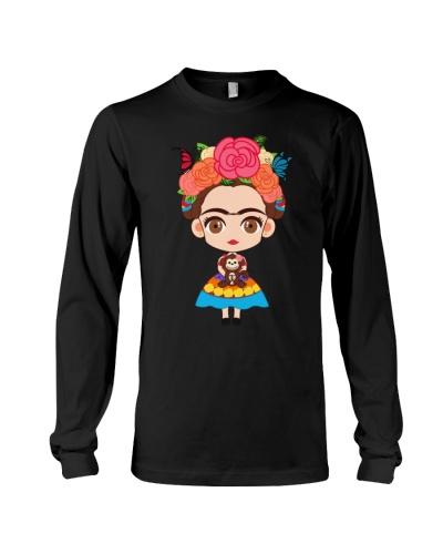 Frida Kahlo Cartoon