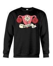 Grow A Pair Crewneck Sweatshirt thumbnail