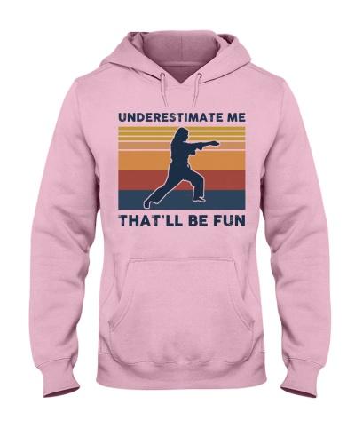 Underestimate Me That'll Be Fun - Jiu-Jitsu Retro