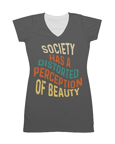Society Has A Distorted Perception Of Beauty
