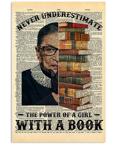 RBG Never Underestimate The Power Of A Girl