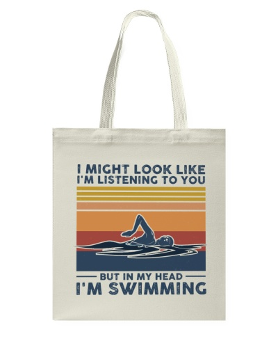 I Might Look Like I'm Listening To You - Swimming