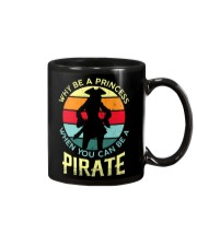 Why Be A Princess When You Can Be A Pirate Mug thumbnail