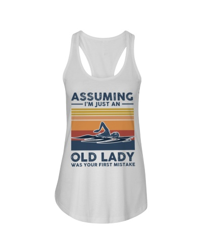 Assuming I'm Just An Old Lady - Swimming