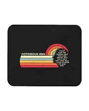 Fight For The Things You Care About Notorious RBG Mousepad thumbnail