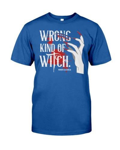 Wrong Kind Of Witch - Manon Blackbeak
