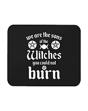 We Are The Sons Of The Witches You Could Not Burn Mousepad thumbnail