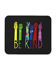 Be Kind Sign Language Color Mousepad thumbnail