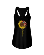 Frida Kahlo Sunflower Ladies Flowy Tank thumbnail