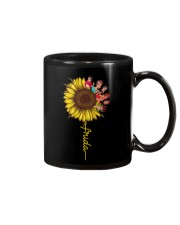 Frida Kahlo Sunflower Mug thumbnail