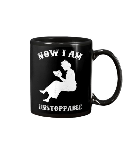 Now I Am Unstoppable