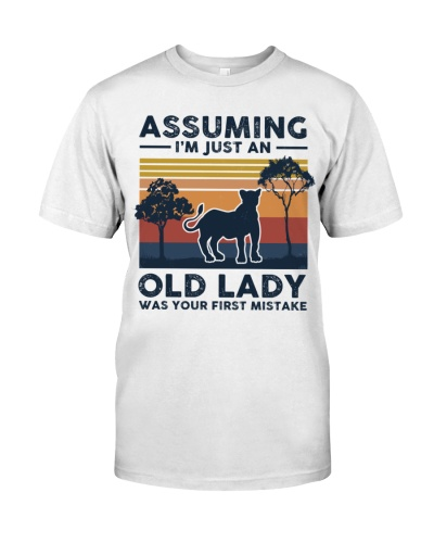 Assuming I'm Just An Old Lady - Lion
