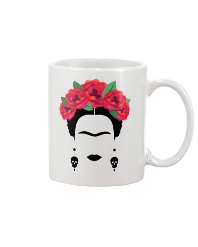 Frida Kahlo Skull