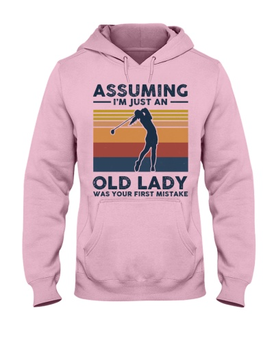 Assuming I'm Just An Old Lady - Golf
