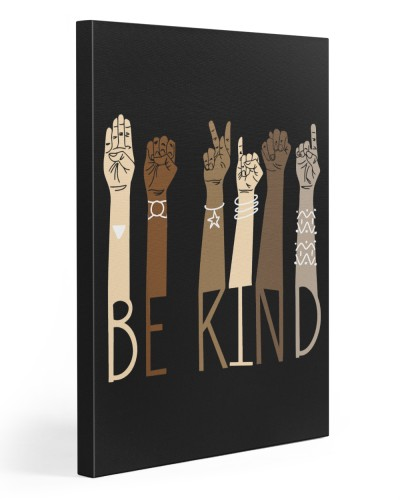 Be Kind Sign Language