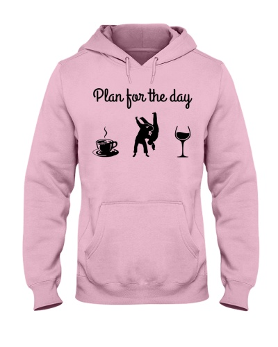 Plan For The Day -  Judo