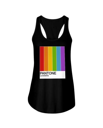 Pantone Love Wins