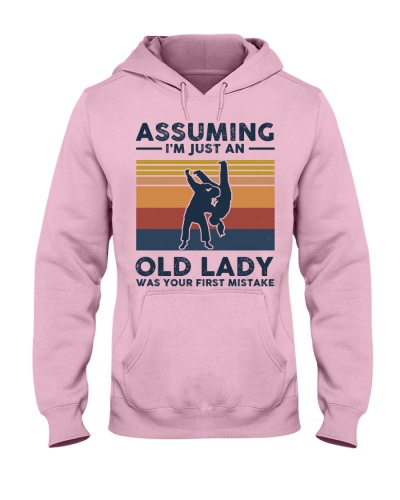Assuming I'm Just An Old Lady - Judo