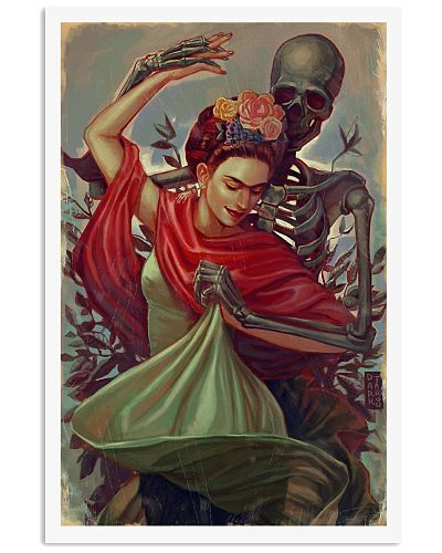 Frida Kahlo - A Dance With Death