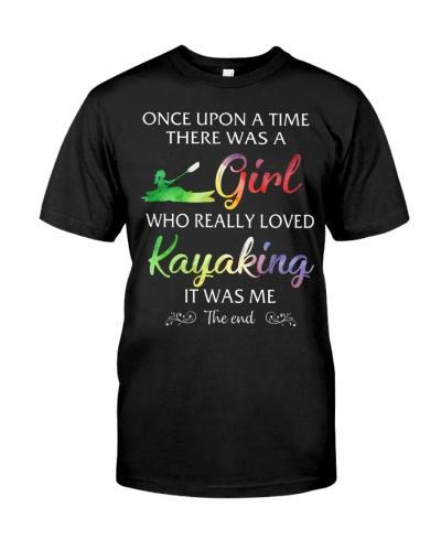 Once Upon A Time - Kayaking