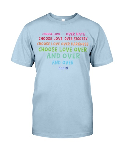 Choose Love Over Hate
