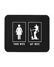 Your Wife My Wife Witch Halloween Mousepad thumbnail