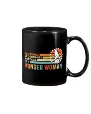 In A World Of Ordinary Mortals Be A Wonder Woman Mug thumbnail