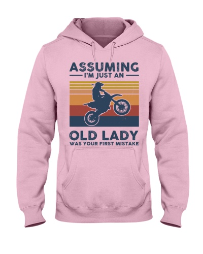 Assuming I'm Just An Old Lady - Motocross
