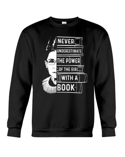 RBG - Never Underestimate The Power Of The Girl