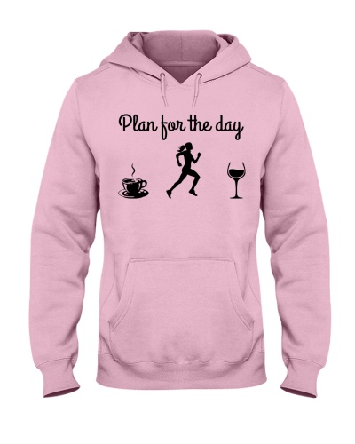 Plan For The Day - Running