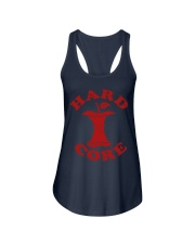 Hard Core Ladies Flowy Tank thumbnail