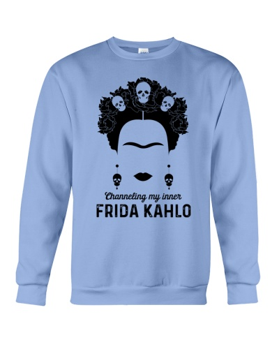 Channeling My Inner Frida Kahlo