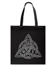 Good Witch Celtic Knot Tote Bag thumbnail