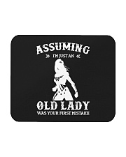WW - Assuming I'm Just An Old Lady Mousepad thumbnail