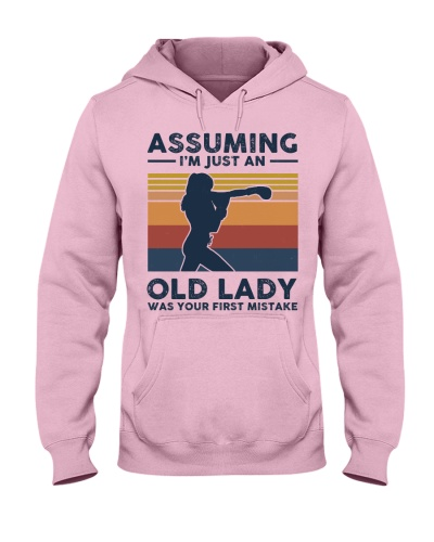 Assuming I'm Just An Old Lady - Boxing