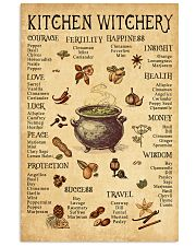 Kitchen Witchery 11x17 Poster front