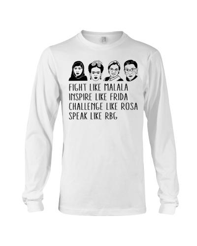 Fight Like Malala Inspire Like Frida