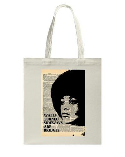 Angela Davis - Walls Turned Sideways Are Bridges