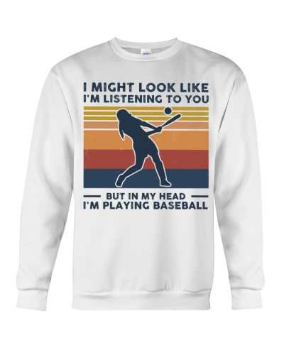 I Might Look Like I'm Listening To You - Baseball
