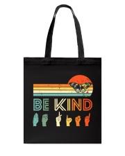 Be Kind Vintage Tote Bag thumbnail